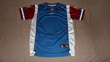Montreal Alouettes Blue Reebok Youth Size XL CFL Football Jersey