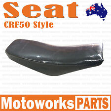 Flat Tall Foam Seat CRF50 Style 90cc 110cc 125cc 140cc PIT PRO TRAIL DIRT BIKE