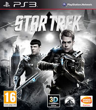 Star Trek Videogame Ps3 Playstation 3 It Import Namco