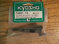 74501-12 32 Crankshaft (S-MR) - Kyosho GT32S-MR Marine Nitro Engine
