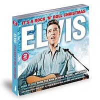 Elvis It's A Rock & Roll Christmas over 35 hits 2 CD BOXSET - NEW 2015 CD