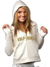 All-Sport Couture Womens NFL Miami Dolphins Play Action Hoodie NWT Pick Size