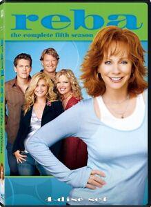 Reba Season 5 Series Five Fifth (Reba McEntire Steve Howey) New Region 1 DVD