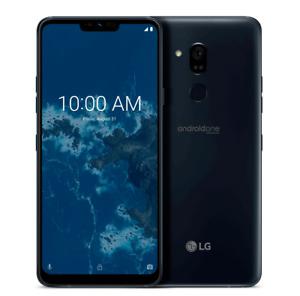 "LG G7 One - 32GB | 4G LTE (GSM UNLOCKED) 6.1"" Smartphone LM-Q910UM | Blue"
