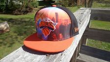 New York Knicks Spiderman fitted hat size 7 3/8 - New Era 59fifty NBA Marvel
