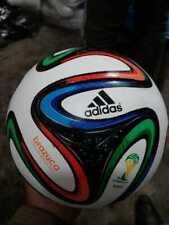 High Quality Adidas Brazuca Fifa World Cup 2014 Brazil Soccer Match Ball Size 5