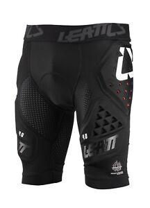 Leatt 4.0 Impact Shorts 3DF Protection Guard Black Cycle Off Road Riding MX ATV