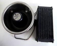 Whelen Harley Davidson Motorcycle Siren WS321 Amplifier + mount w/ FS Speaker