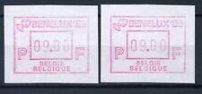 Belgio 1989 SG Z4 Nuovo ** 100% Mi. 19 ATM