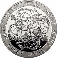 "Ireland 10 Euro 2007 Proof "" The Influence of Ireland´s Celtic Culture """
