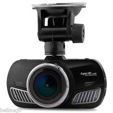 "Dome D201 2.7"" LCD Ambarella A12 1440P Car DVR 170 Degree View Night Vision GPS"