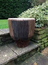 More details for very large vintage tribal drum / bongo percussion instrument - great sound