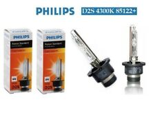 2 x NEW PHILIPS D2S 4300K XENON BULBS LAMPS VW OPEL AUDI BMW MERCEDES Warranty