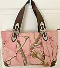 REALTREE Camo Pink Cross Body Bag/Shoulder Purse