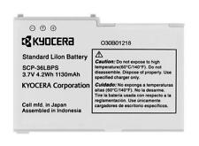 2 New Oem Replacement for Kyocera Scp-36Lbps and Sanyo Scp-37Lbps Battery