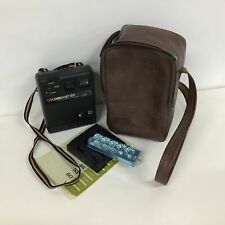 Kodak Colorburst 50 Instant Camera with Brown Leather Camera Bag #409