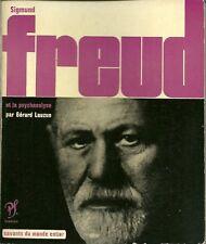 Sigmund FREUD - SAVANTS DU MONDE ENTIER - par Gérard Lauzun