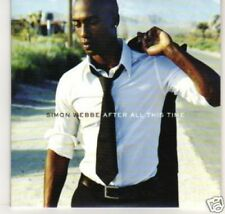 (E554) Simon Webbe, After All This Time - DJ CD