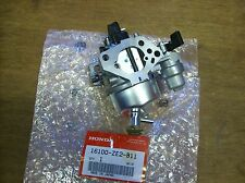 New OEM Carburetor for Honda FRC 800 Tiller - P/N 16100-ZE2-B11