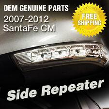 OEM Parts Side Mirror LED Signal Lamp Repeater 2p for HYUNDAI 2006-2012 Santa Fe