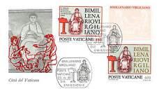 FDC ALA - Vaticano 1981 - Bimillenario Virgiliano - NVG