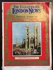 Illustrated London News Magazine Christmas Number 1965