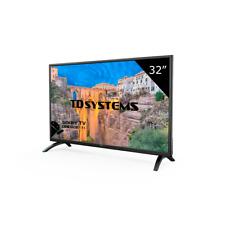"Td Systems K32dlm8hs - Smart TV 32""(full HD Resolución 1366 X 768 3x HDMI VGA"