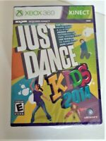 Just Dance Kids 2014 Kinect Game for  Xbox 360 New Factory Sealed, Family Fun!