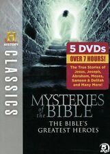 The Bible Documentary NR Rated DVDs & Blu-ray Discs