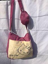 Hello Kitty Shoulder Bag- Pink
