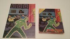 "Vintage Star Trek Jigsaw Puzzle, Series II, The Alien, 14"" 10"", Inc Super Rare"