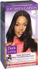 Dark and Lovely Fade Resistant Rich Color, No. 371 Jet Black 1 ea (2 pack)