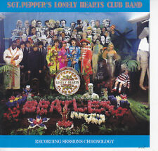 Beatles SGT. PEPPER'S LONELY HEARTS CLUB BAND Chronology Press6×CD Japan*F/S