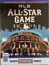 2013 MLB Tout Star Jeu Programme Officiel Stadium Version Baseball Citi Domaine