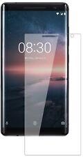 Schutzfolie für Nokia 8 Sirocco Panzerfolie klar 9H Display Folie dipos Glass