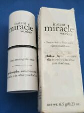 Instant Miracle Worker by Philosophy Line-erasing Blur Stick 0.23 OZ. New In Box