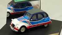 VITESSE LIMITED EDITION 1:43 1976 Citroen 2CV Little Basket Shoe Diecast Car Toy