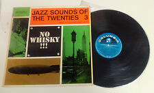 JAZZ SOUND OF THE TWENTIES 3-SMALL GROUPS AND PIANO LP COLUMBIA 33QPX8032 ITALY
