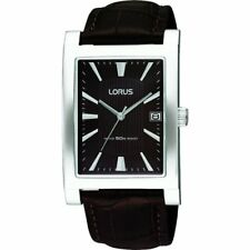 Lorus Gents Stainless Steel Date Watch RXD23EX9 Our
