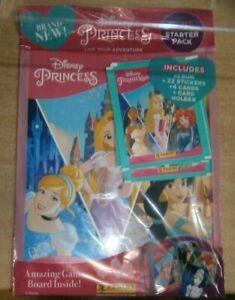 Panini Disney Princess Live Your Adventure Sticker Album Collection StarterPack