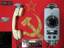 Military Naval Ship's Phone TAS-M 1987 Soviet Russian USSR GLOW in DARK!
