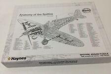 Haynes Anatomy Of The Spitfire 1000 Piece Puzzle