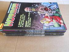 Collezione HORROR I FUMETTI DELL'INSOLITO 1-13 Comic Art 1990  [G456]