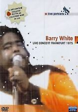 Barry White. Live Portraits (2005) DVD