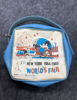 New York World's Fair souvenir Small purse / Bag 1964-65  By USS US Steel