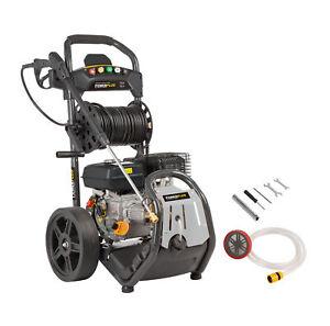 Powerplus Profi Benzin Hochdruckreiniger 210cc Benzinmotor 270 bar - 5100 Watt