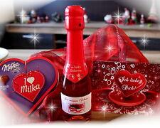 Geschenkset Ich liebe Dich Hochzeitstag Valentinstag Geschenk Herz Geburtstag