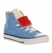 Converse Blue Shoes for Boys with Laces