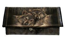 Nemesis Now Wolves Purse Loyal Companions - Lisa Parker