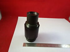 MOUNTED LENS AUS JENA ZEISS NEOPHOT GERMANY OPTICS MICROSCOPE PART AS IS #93-35